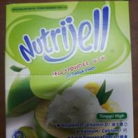 Nutrijell rasa kelapa muda