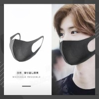 Ready Masker KPOP Arax 1 Pcs - Premium Mirror Quality Anti Virus Japan