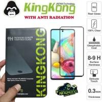 kingkong Tempered glass Full Cover Samsung S20 FE antigores