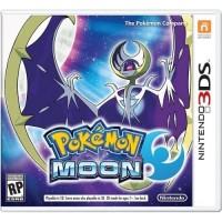 3DS Pokemon Moon (Asia/English)