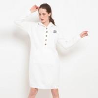 COCOLULU - KITTEN SWEATSHIRT DRESS