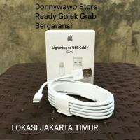 Ori USB Kabel Data Lightning iphone ipad ipod X Xs Xr 11 Pro Max 2 M