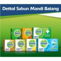 Sabun detol sensitive anti bakteri | sabun batang dettol sensitive ant