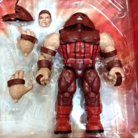Marvel Legends Juggernaut 80th Anniversary legend