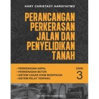 Perancangan Perkerasan Jalan dan Penyelidikan Tanah Edisi Ke-3