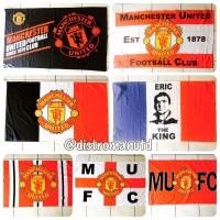 Bendera Motif Manchester United