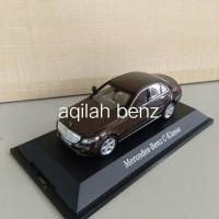 Diecast Mercedes Benz model C Class eksklusif W205