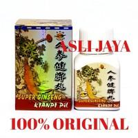 Super Ginseng Kianpi Pil (Super Leopard)-Obat Nafsu Makan,Obat Gemuk