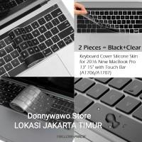 Pelindung Keyboard Protector Macbook Retina Pro TOUCHBAR 16 Inch 2020