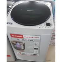 Mesin Cuci SHARP 1 Tabung 8kg (ESM809T)