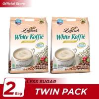Kopi Luwak White Koffie Less Sugar Bag 20x20gr Twin Pack