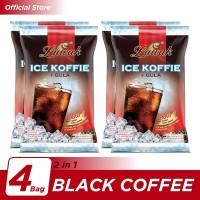 Kopi Luwak Ice Koffie Black Coffee Bag 10x25gr - 4 Pcs