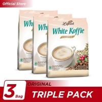 Kopi Luwak White Koffie Original Bag 18x20gr Triple Pack