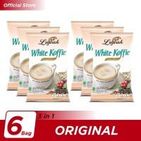 Kopi Luwak White Koffie Original Bag 10x20gr - 6 Pcs