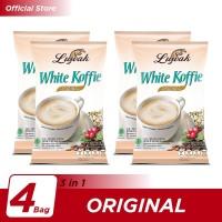 Kopi Luwak White Koffie Original Bag 10x20gr - 4 Pcs