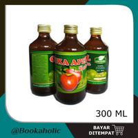 Cuka Apel Batu 300ml - disinfektan alami - cuka apel - masker wajah