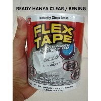 Flex Tape Isolasi Ajaib Super Kuat Water Proof Lakban Anti Bocor