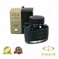 Refill Isi Tinta Parker Quink Black Original Botol Isi 57 Ml