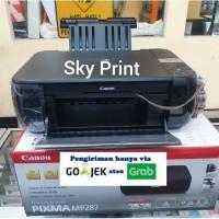 Printer Canon Mp287 / Mp 287 + infus + Dumper