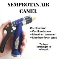 SEMPROTAN AIR MOBIL TANAMAN MERK CAMEL
