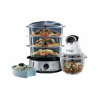 Bundling Russell Hobbs Food Steamer - Horizon Mini chopper