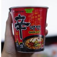 Nongshim Cup Noodle Shin Ramyun Spicy Mushroom 24X72Gr