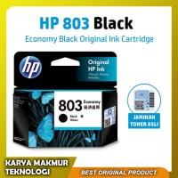 Tinta HP 803 Black Ink Cartridge Original 100%