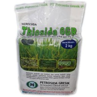 HERBISIDA Selektif pada padi THIOSIDA 6GR 2kg