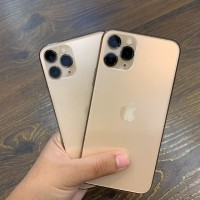 iPhone 11 Pro 64GB Secondhand Mulus like new - midnight green