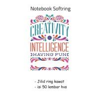 Cetak Note Book Agenda kreatif