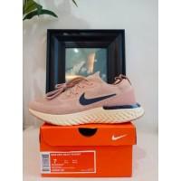 Nike Epic React Flyknit Women's - Pink Navy - 13249 - 36