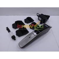HAIR CLIPPER W-322 WIGO / alat cukur rambut baterai,