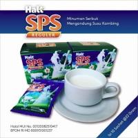 HALT SPS Minuman Serbuk Mengandung Susu Kambing
