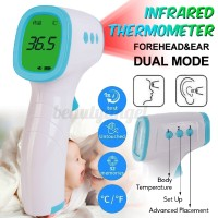 Handheld LCD Digital IR-Laser Thermometer Infrared Non-Contact