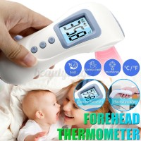 Baby Adult Temperature IR Infrared Digital Non-Contact Forehead