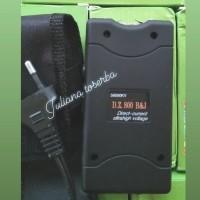 alat setrum strum/alat kejut listrik/stunt gun plus senter led 58000kv