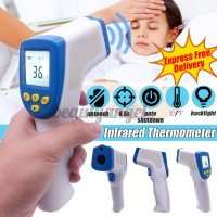 Non-contact IR Infrared Thermometer Forehead Body Temperature Meter