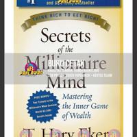 BUKU CETAK - Secrets of the Millionaire Mind: Mastering.. (by T. Harv