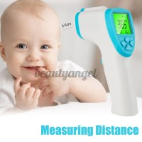 IR Infrared Non Contact Digital Forehead Thermometer Adult Body