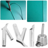 Set Ujung Mulut Pipa Welding Bahan PVC Plastik PP