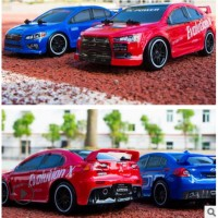 Sale 55 KM/H 1:24 2.4G High Speed 4WD Drift RC Car Racing Car Toys