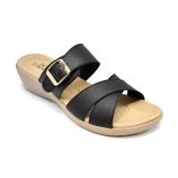 Carvil Sandal Wanita LIZA-02L BLACK