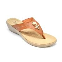 Carvil Sandal Wanita LIZA-01L STONE