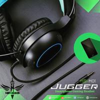 NYK Headset Mobile Gaming HS-M01 JUGGER