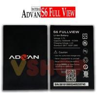 BATERAI BATRE ADVAN S6 FULL VIEW - I55D BATTERY