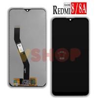 LCD TOUCHSCREEN XIAOMI REDMI 8 - REDMI 8A LCD TS FULLSET