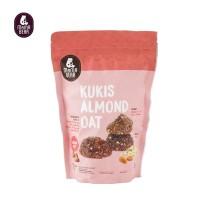 MamaBear Kukis Almond Oat Pelancar Asi Booster - Choco Chips