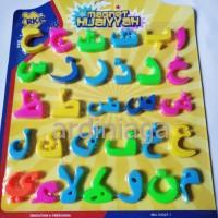 Magnet Huruf Hijaiyah | Magnet Edukasi Hijaiyah