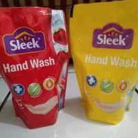 Sleek Hand Wash Sabun cuci Tangan Refill 400 ml