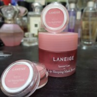 [ LANEIGE ] Share - Lip Sleeping Mask (BERRY) 5 ml